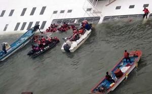 مقصر اصلی غرق شدن کشتی مشخص شد