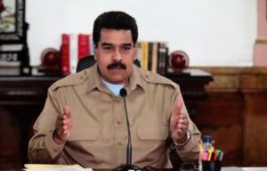 اعلام آمادگی مادورو برای ملاقات با مخالفانش