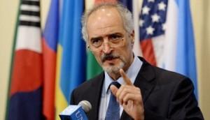 بشار جعفری: 90% از تسلیحات شیمیایی از سوریه خارج شده است