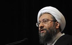 لاریجانی: دستگاههای امنیتی و انتظامی وضعیت داناییفر را گزارش کنند