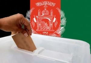 انتخابات ریاست جمهوری و شوراهای ولایتی افغانستان آغاز شد