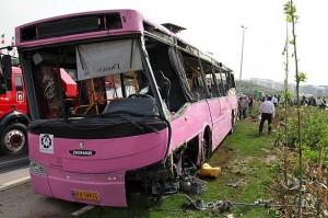 شیشههای اسکانیا علل مرگ مسافران