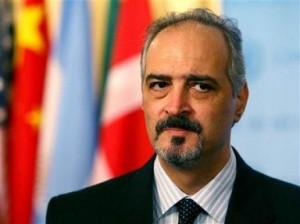 بشار جعفری: ابراهیمی در سوریه مرتکب اشتباهاتی شد