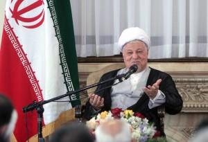 هاشمی رفسنجانی: حق نداریم به عقاید افراد وارد شویم