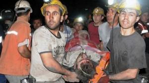 پایان عملیات جستجوی قربانیان انفجار معدن در ترکیه