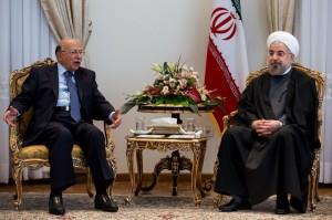روحانی:انتخابات اخیر عراق نشان داد که دموکراسی در عراق نهادینه شده است
