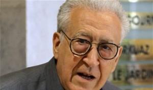 اخضر ابراهیمی: برای حل بحران سوریه باید طرح ایران مورد توجه باشد