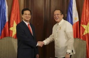 توافق فیلیپین و ویتنام برای مخالفت با چین