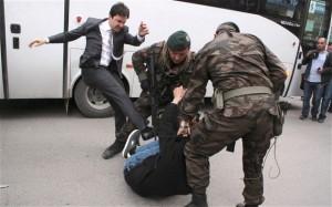 مشاور جنجالی اردوغان اخراج شد