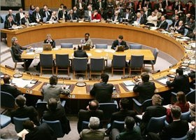 روسیه ریاست دورهای شورای امنیت سازمان ملل را بر عهده گرفت