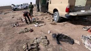 آمادگی نیروهای عراقی برای پاکسازی موصل/کشته شدن 300 عضو داعش