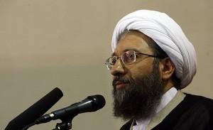 آملی لاریجانی: سیاسی دانستن اعدام مهآفرید ظالمانه است