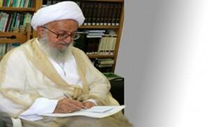 حکم آیتالله مکارمشیرازی برای دفاع از عراق