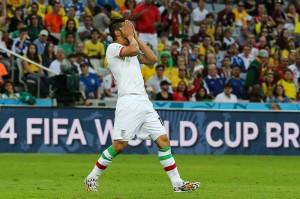 وداع تلخ ایران با جام جهانی 2014 / ایران 1 – بوسنی 3