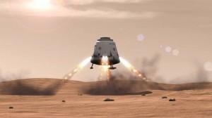 دومین مسافر ماه: تا پیش از 2040 در مریخ خواهیم بود!