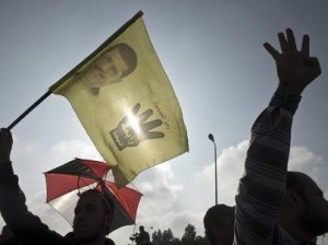 تظاهرات مخالفان سیسی/ آزادی نخستوزیر دوره مرسی