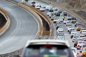 راهکار یک برنامه تلویزیونی برای فرار از ترافیک جادهها در تعطیلات
