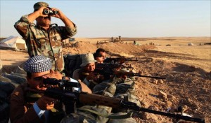 پیشمرگها بخش شرقی سد موصل را پس گرفتند/حضور بغدادی در الانبار