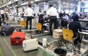 هشدارهای پلیس فرودگاه به زائران: حمل ترشی، ترامادول، زعفران ممنوع