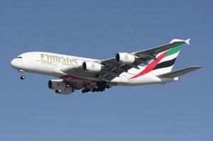 فرود بزرگترین هواپیمای مسافربری جهان در فرودگاه امام