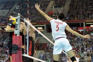 پیروزی والیبال ایران مقابل استرالیا در دور دوم مسابقات جهانی