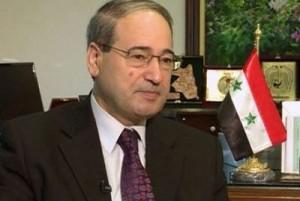 فیصل مقداد: هیچ هماهنگی امنیتی با آمریکا نداریم