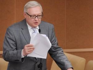 ریابکوف: مطمئن نیستم که ایران و 1+5 به توافق دست یابند