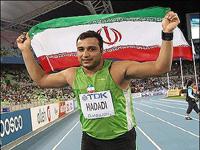 احسان حدادی به مدال طلای بازیهای آسیایی رسيد