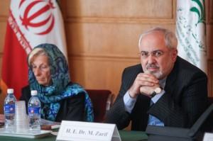 ظریف: اروپا میتواند به برقراری موازنه در مذاکرات هستهای کمک کند