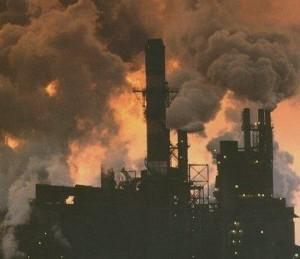 مناقشات بر سر آلودگی هوا سیاسی است