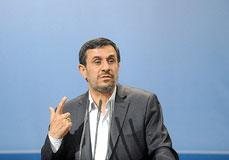 دفتر محمود احمدینژاد تکذیب کرد