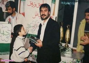 تصاوير منتشرنشده از مرتضی پاشایی