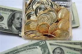 آخرین قيمت انواع ارز،سكه و طلا،امروز7دی/جدول