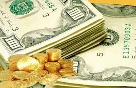 آخرین قيمت انواع ارز،سكه و طلا، امروز9 دی1393/جدول