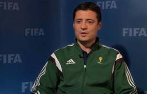 فغانی داور دیدار فینال شد/ نمایندگان ایران در فینال جام ملتهای آسیا