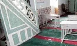 حمله به چند مسجد در شهرهای فرانسه