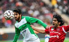 شکست پرسپولیس و توقف تراکتور و نفت در هفته هجدم لیگ برتر