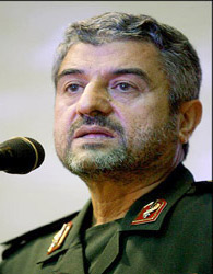 هشدار فرمانده سپاه به صهیونیستها