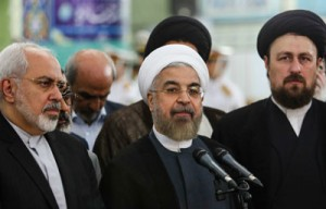 رئیس جمهور: امام آن روز که ضروری بود راه صلح را برگزید