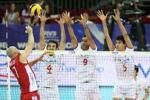 حریفان والیبال ایران در جام واگنر مشخص شدند