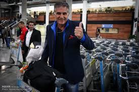 کارلوس کیروش ایران را ترک کرد