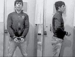 گرگ شب در تهران دستگیر شد/عکس
