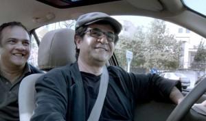 خرس طلا برای تاكسی تهران در برلین