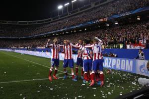 لیگ قهرمانان اروپا/ صعود اتلتیکو مادرید و حذف آرسنال