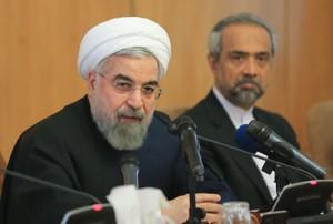 رئيسجمهور: فقط یک رژیم متجاوز از مذاکرات ناراحت است