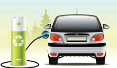 تقویت ظرفیت باتری خودرو برقی با کاغذ!
