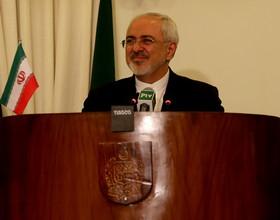 ظریف: همکاری در زمینه امنیتی بویژه در مرزها باید افزایش یابد