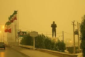 وزش باد شدید در کشور