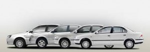 قیمت جدید سال 94 محصولات ایران خودرو / جدول