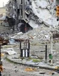 تصرف اردوگاه یرموک دمشق توسط داعش